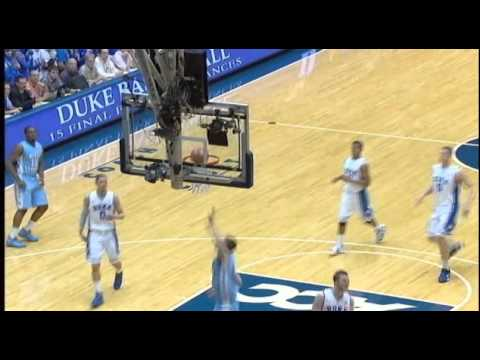 UNC beats Duke 2012 Highlights Music Video