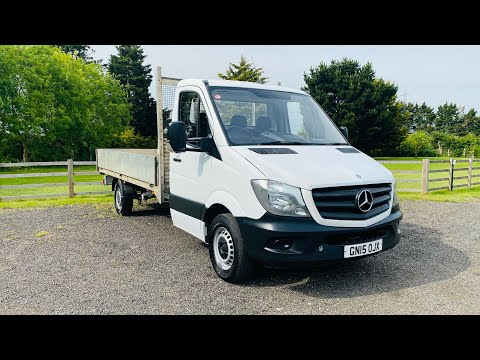 2015 Mercedes Sprinter Truck Clean Up + What Did We Earn £££