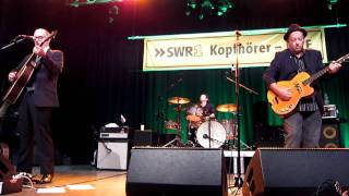 Andy Fairweather Low - My Baby Left Me (live 2011)