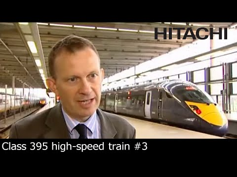 #3 Hitachi Class 395 CTRL Train - Business stakeholders feedback : Feedback - Hitachi