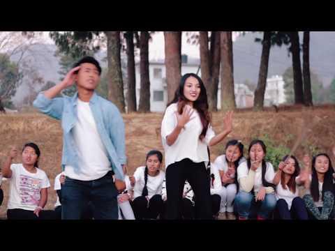 Saneer - Lau Suna ( NEW NEPALI CHRISTMAS DANCE SONG 2017) | Godawari Christian Center
