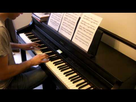 Evanescence - My Immortal Piano solo