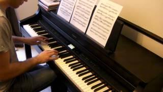 Evanescence My Immortal Piano solo