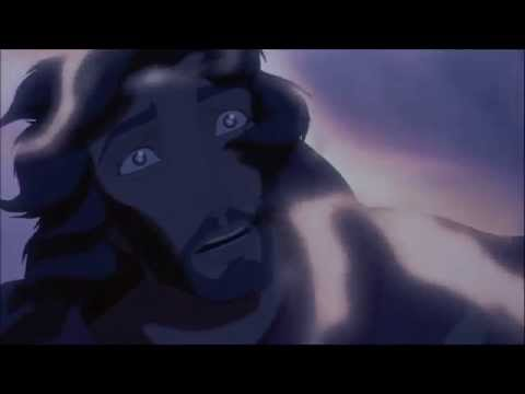 The Prince of Egypt - God Speaks to Moses [1080p HD]