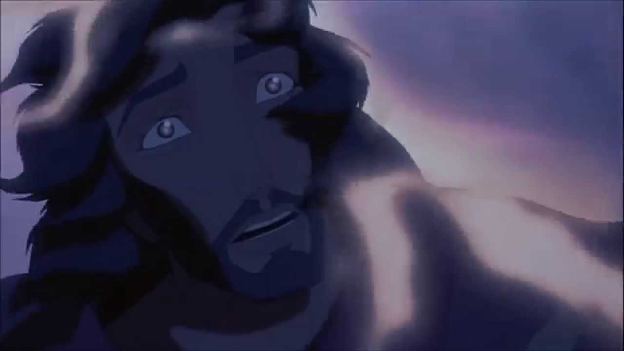 Download The Prince of Egypt - God Speaks to Moses [1080p HD]