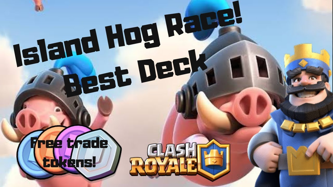 """Képtalálat a következőre: """"Island Hog Race Clash Royale"""""""