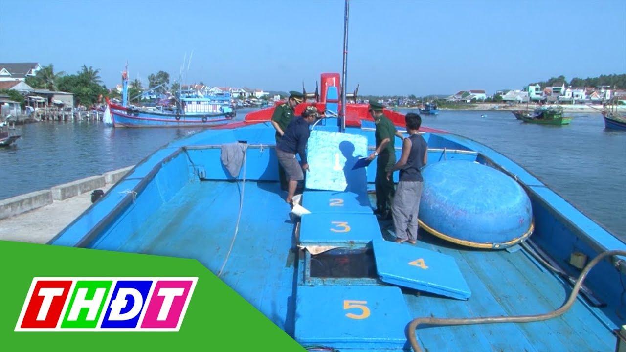 Ngư dân bị tàu nước ngoài lấy tài sản trên vùng biển Hoàng Sa | THDT