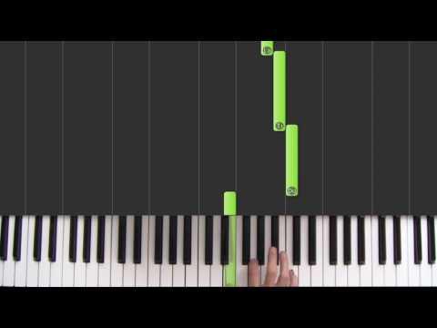 La lettre à Elise - Cours de piano pour débutants - Leçon 1