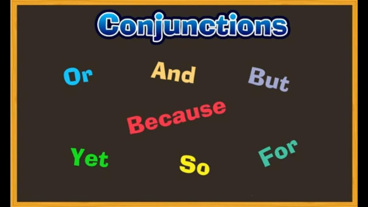 Image result for conjunctions