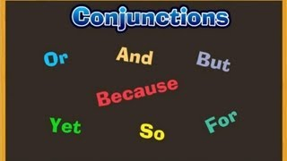 Revision of Conjunctions