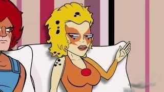 Cartoon Hook-Ups: Lion-O, Cheetara
