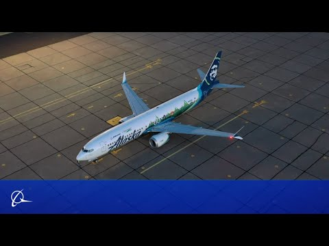 2021 Boeing ecoDemonstrator Tests Low-Profile Anti-Collision Light System