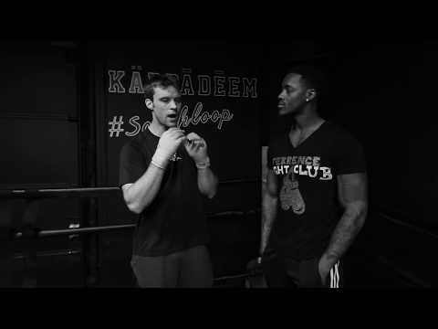 Chicago Fire TV  Jesse Spencer & Terrence Smith  The Art of Boxing