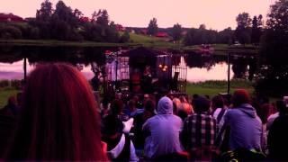 Matt Corby - Kings, queens, beggars and thieves (Borlänge, Sweden)