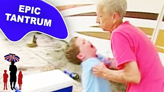 Supernanny | 6 Times Granny Put Kid on the Naughty Chair