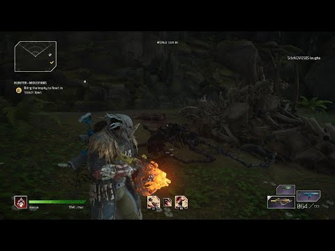 Outriders tier 15 hunt Pyro VR build  