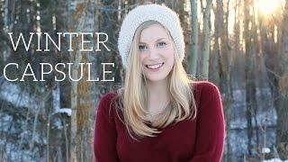 Winter Capsule Wardrobe   Project 333
