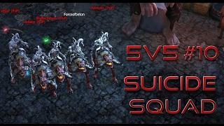 [Drakensang Online] Suicide Squad 5v5 #10