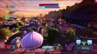 PvZ Garden Warfare: Surviving the Super-Giga Gargantuar Wave