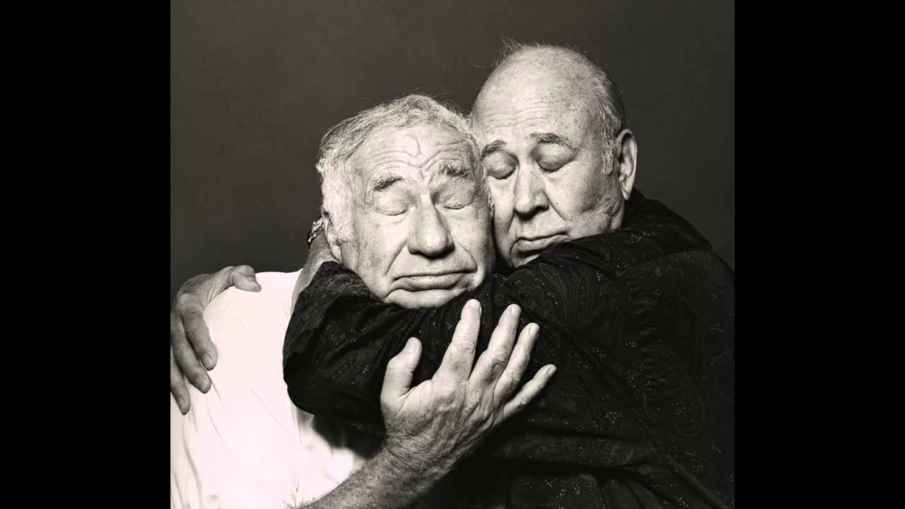 Mel Brooks and Carl Re...