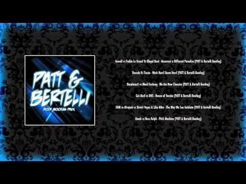 Axwell vs Fedde Le Grand Vs Illegal Beat - Resurrect a Different Paradise (PATT & Bertelli Bootleg)