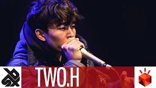 TWO.H   Grand Beatbox SHOWCASE Battle 2017   Elimination