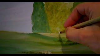 Роспись потолка. Одесский художник(Роспись потолка в Одессе. Одесский художник Николай спицин. 2012 год. Сайт художника: http://spartisan.com/ _ Музыка..., 2016-12-28T19:49:31.000Z)