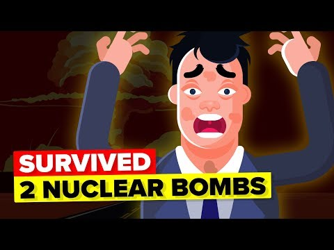 The Only Man To Survive TWO Nuclear Bombs