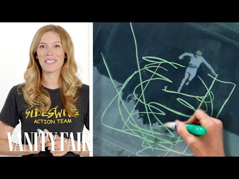 Hollywood Stuntwoman Breaks Down Her Career in Stunts | Notes on a Scene | Vanity Fair