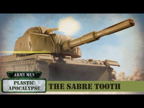 Plastic Apocalypse: The Sabre-Tooth