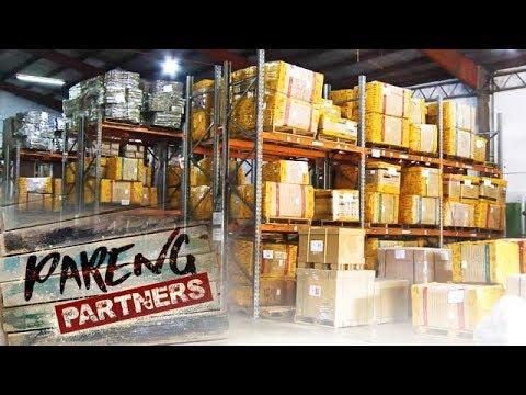 Pareng Partners: Balikbayan Boxes