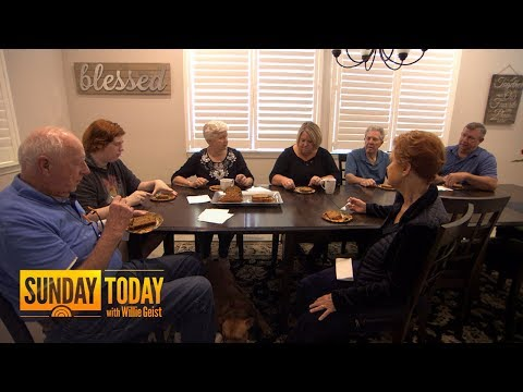 Multigenerational Homes Are On The Rise, Offering A Sense Of Community   Sunday TODAY