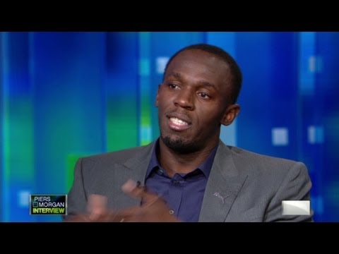 Usain Bolt on Singing, Music, and Rio
