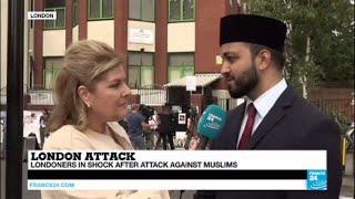 London Finsbury Park Mosque Attack   we have to build bridges