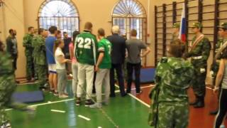 Лисинский колледж Уроки патриотического воспитания 12 12 2016г
