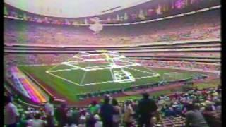 Mexico 86 - Inauguración