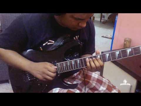 Ella Feat. Shah - Ku Merindu (Guitar Solo Cover)