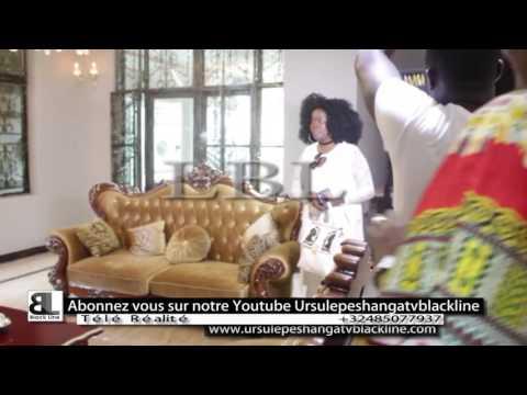 """LA TÉLÉ RÉALITÉ D'URSULE PESHANGA EN PLEIN TOURNAGE DU GROUPE """" LE RÉVEIL"""""""