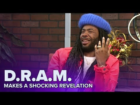 D.R.A.M. Makes a Shocking Revelation
