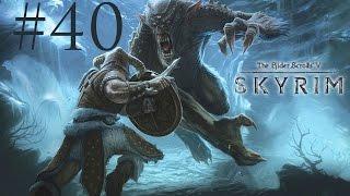 Прохождение TES V: Skyrim #40 Кровь на снегу