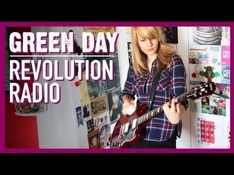 ☆ GREEN DAY - REVOLUTION RADIO - GUITAR COVER BY CHLOE ☆