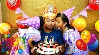 PAPA ULANG TAHUN 😊 Pesta Kejutan dari Jessica Jenica | BIRTHDAY PARTY