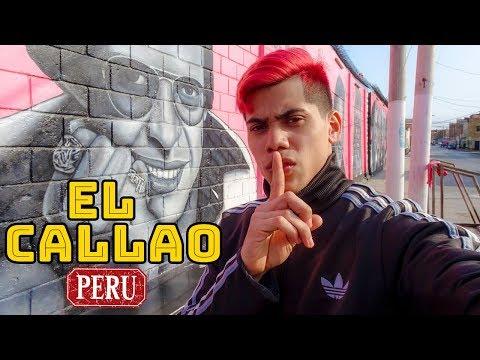 VISITANDO EL BARRIO MAS PELIGROSO DE PERU EL CALLAO | DarekVlogs