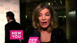 Rene Russo Talks Bringing Back Fashion With Ashley Hume