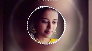 Chinna Chinna Vanna Kuyil from Mouna Raagam by Priyanka