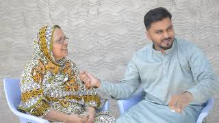 Eid Special Video With Maa Ji , Asif Jatt
