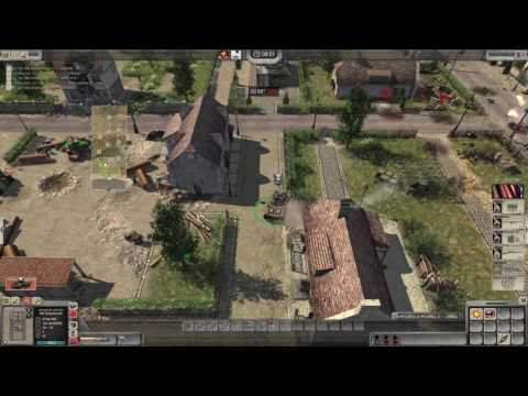Men of War Assault Squad 2:  USA-COOP-Gameplay -  Episode 1