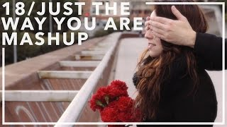 Mash-Up | One Direction/Bruno Mars - 18/Just the way you are...