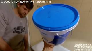 Реставрация чугунной ванны акрилом