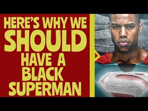 TOP TEN REASONS We Shouldn't Have A Black Superman
